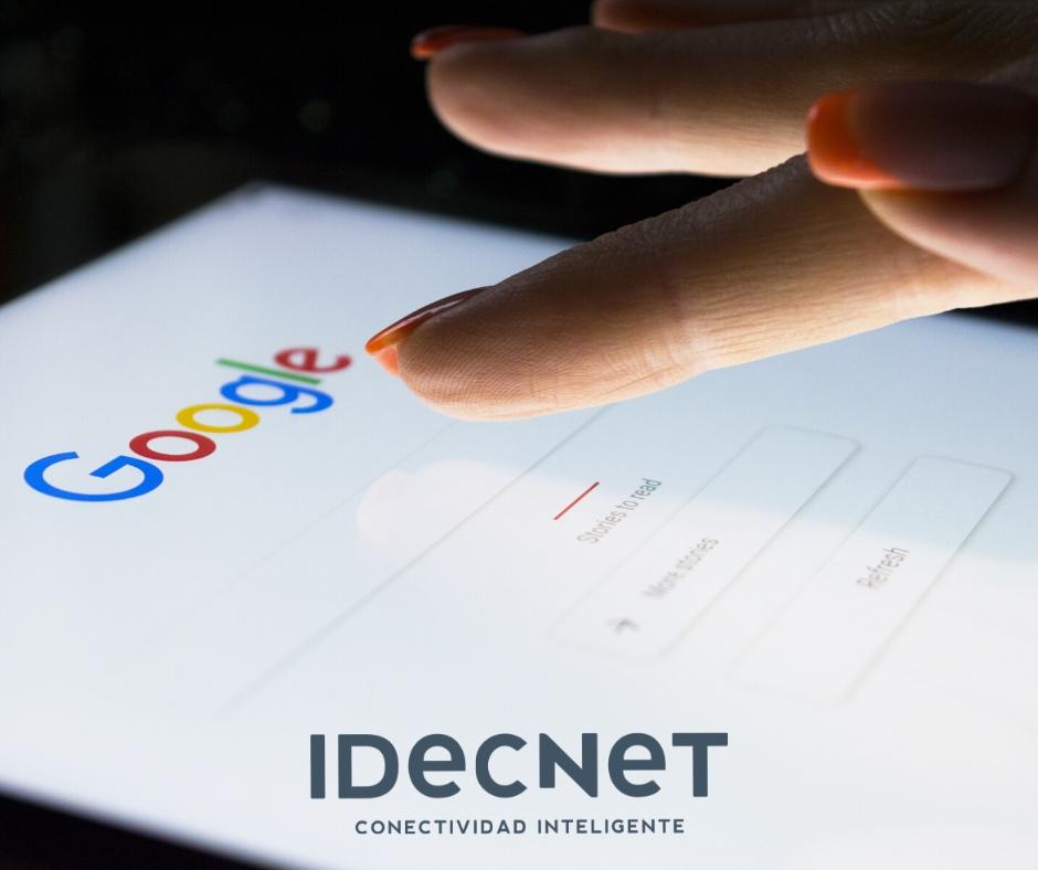 Más rapidez para nuestros clientes en sus conexiones con Google